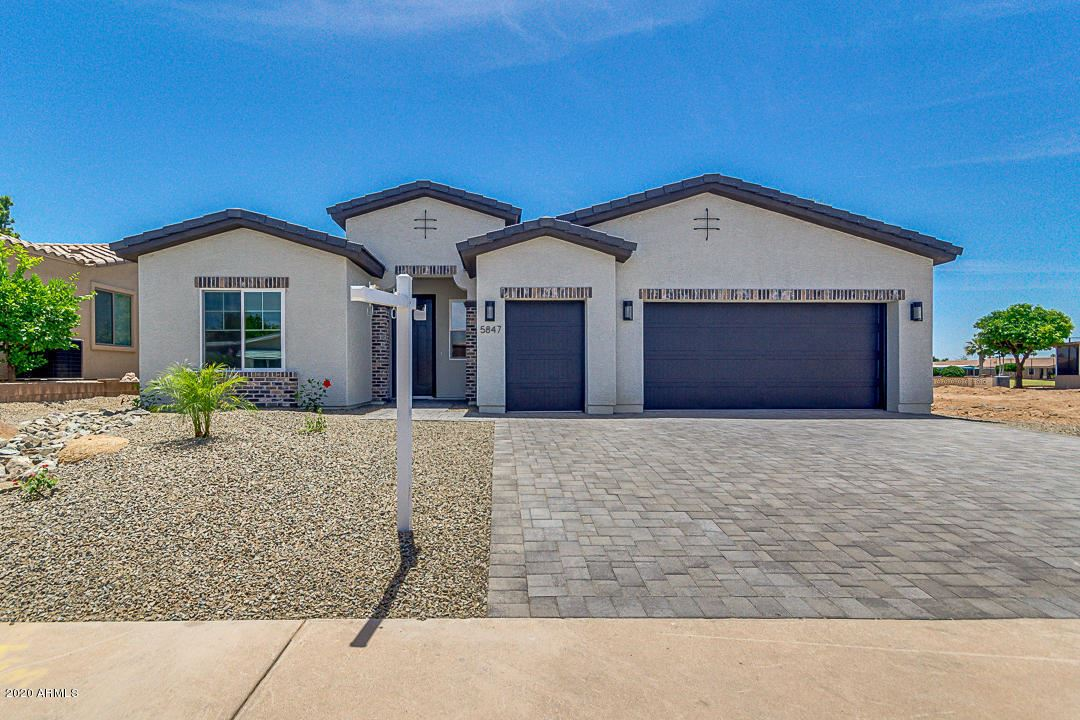 5847 E PLAYER Place, Mesa, AZ 85215 - MLS#: 6023398