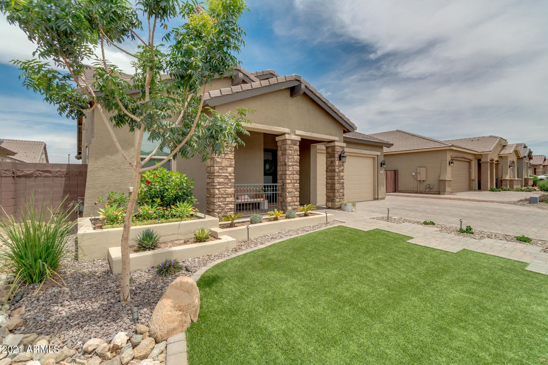 Photo of 1418 W Alpine Tree Avenue, Queen Creek, AZ 85140 (MLS # 6247398)