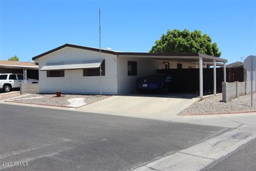Photo of 8601 N 103RD Avenue #73, Peoria, AZ 85345 (MLS # 6099399)