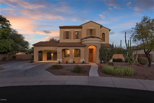 Photo of 2275 S WHETSTONE Place, Chandler, AZ 85286 (MLS # 6166399)