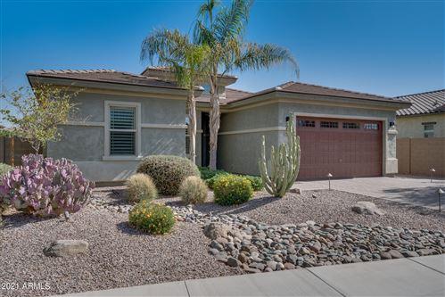 Photo of 3050 E Mahogany Place, Chandler, AZ 85249 (MLS # 6235399)