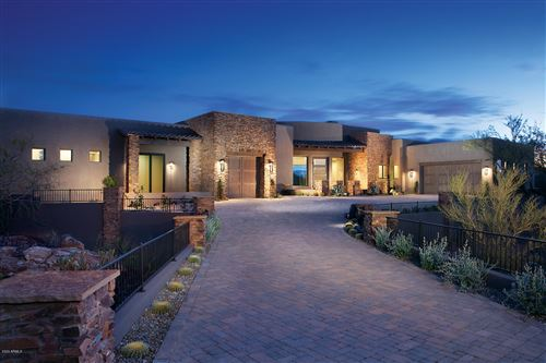 Photo of 7711 E BLACK MOUNTAIN Road, Scottsdale, AZ 85266 (MLS # 5990400)