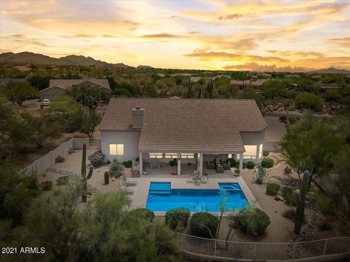 Photo of 7120 E MORNING VISTA Lane, Scottsdale, AZ 85266 (MLS # 6269400)