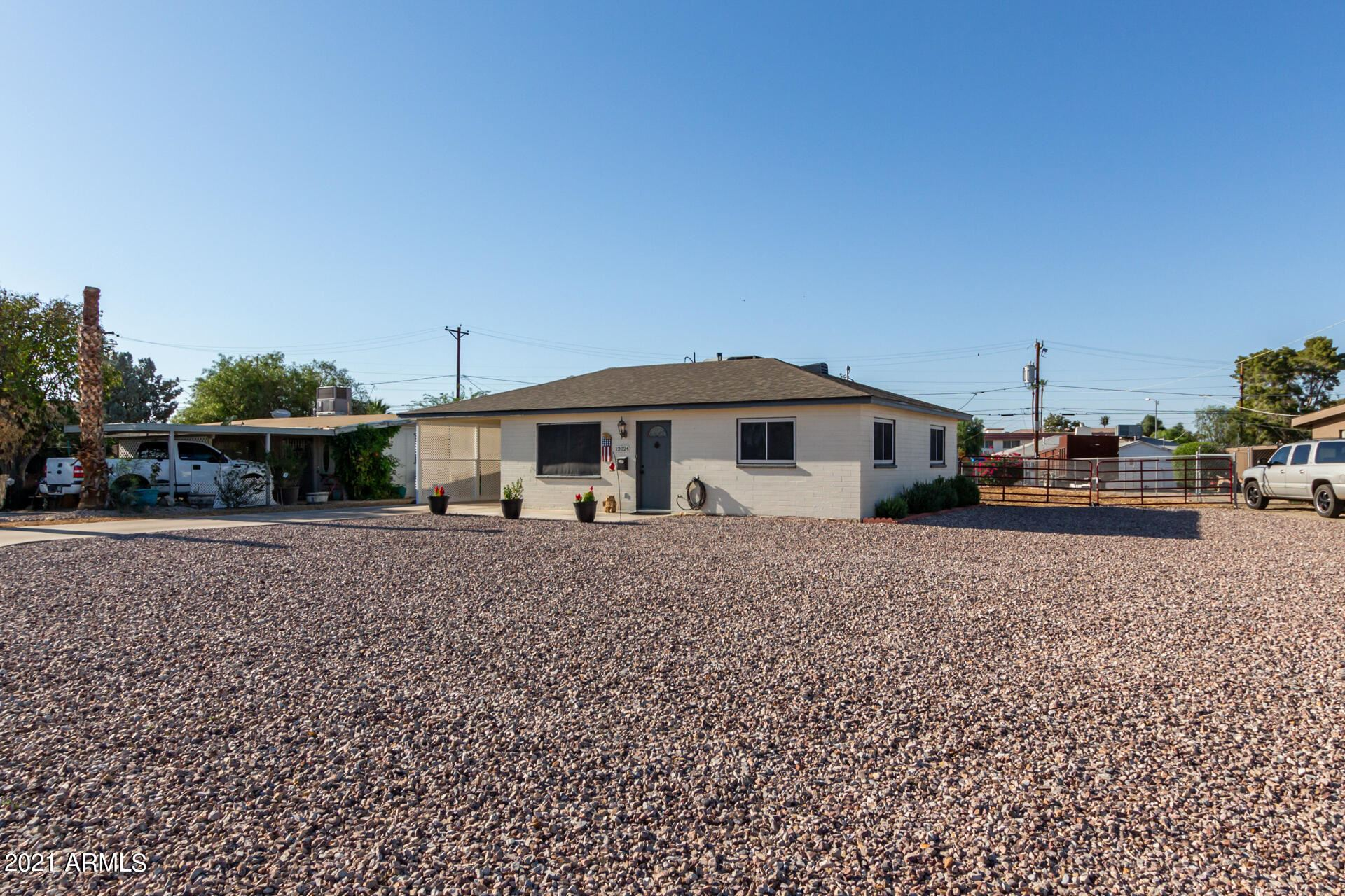 Photo of 12024 N 113TH Drive, Youngtown, AZ 85363 (MLS # 6240401)