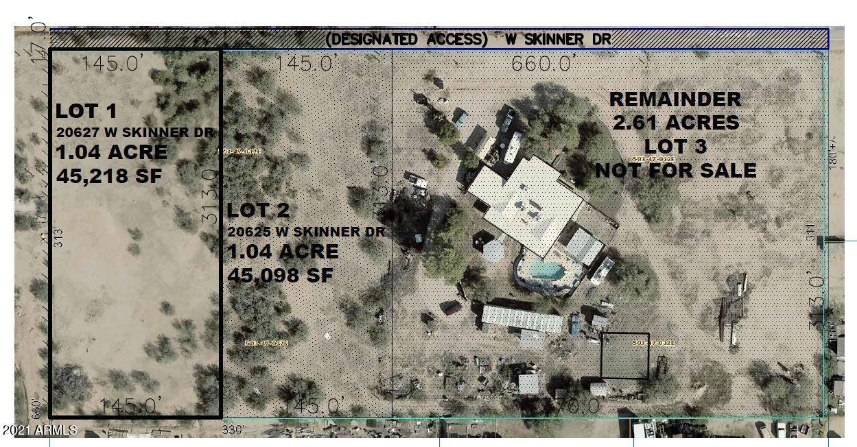 Photo of 20627 W SKINNER Drive, Wittmann, AZ 85361 (MLS # 6265402)