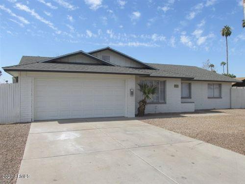 Photo of 4024 S ALLRED Drive, Tempe, AZ 85282 (MLS # 6150403)