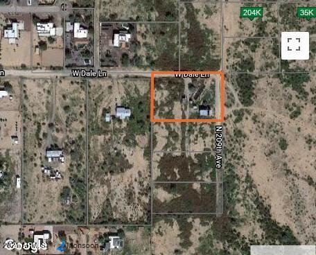 Photo of 20905 W DALE Lane, Wittmann, AZ 85361 (MLS # 6224403)