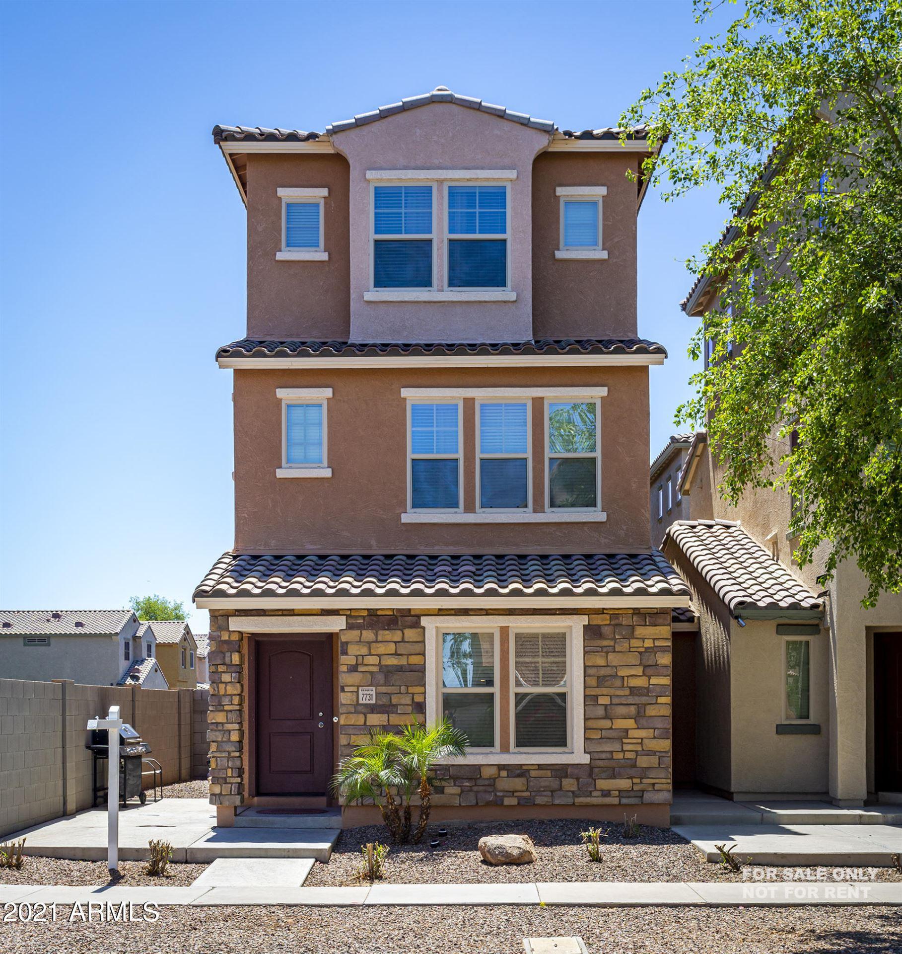 7731 W PIPESTONE Place, Phoenix, AZ 85035 - MLS#: 6232403
