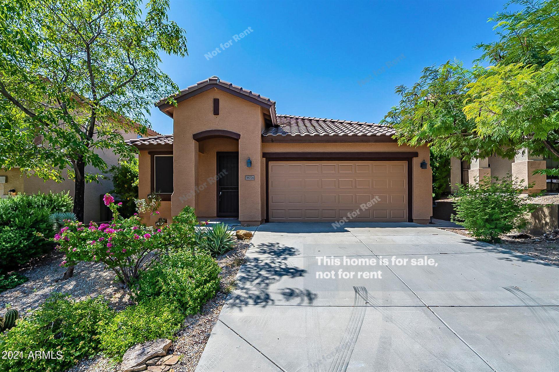 Photo of 38026 N HUDSON Trail, Anthem, AZ 85086 (MLS # 6291403)