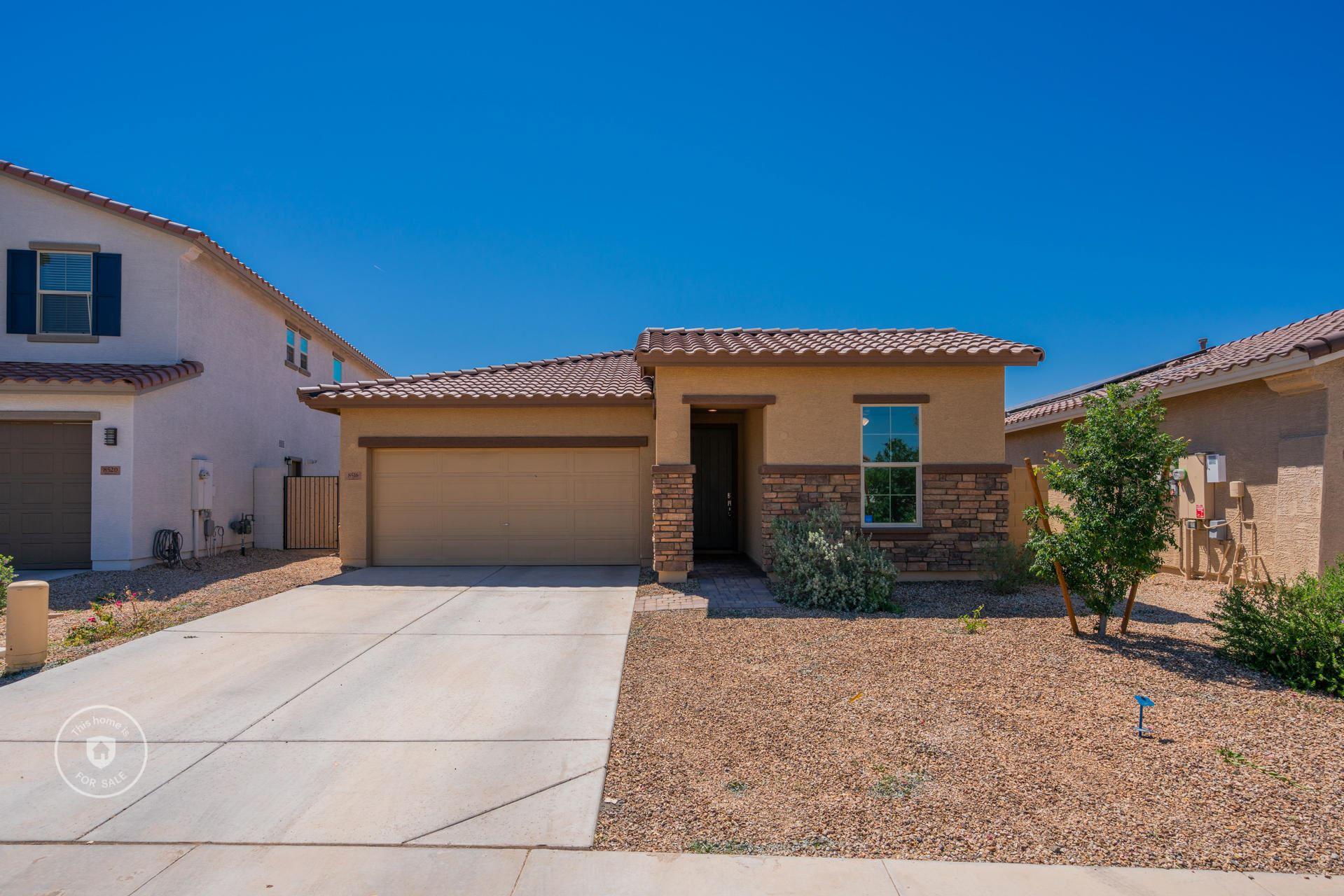 Photo of 8516 S 40TH Glen, Laveen, AZ 85339 (MLS # 6229404)