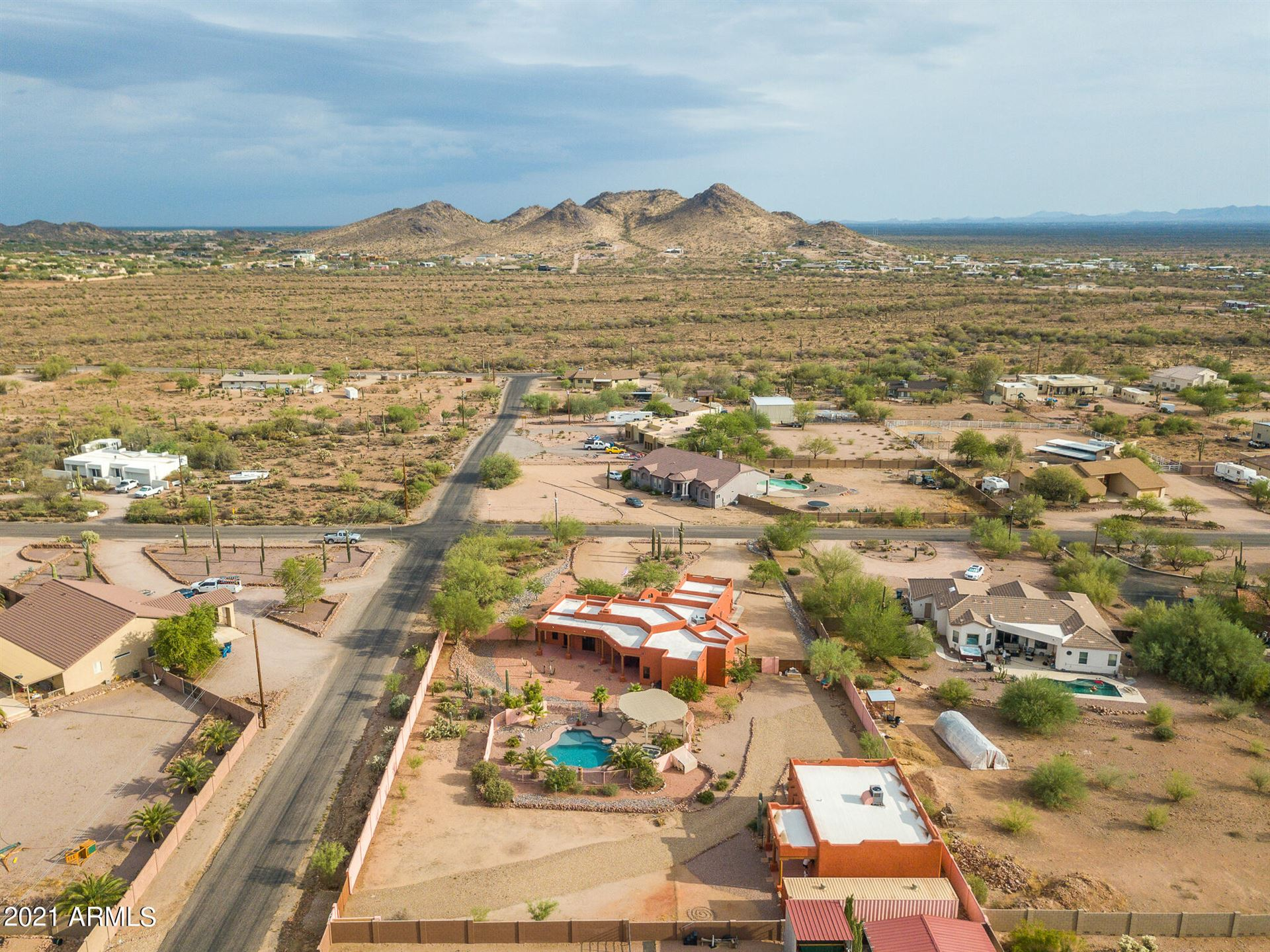 Photo of 5984 E 22ND Avenue, Apache Junction, AZ 85119 (MLS # 6267404)