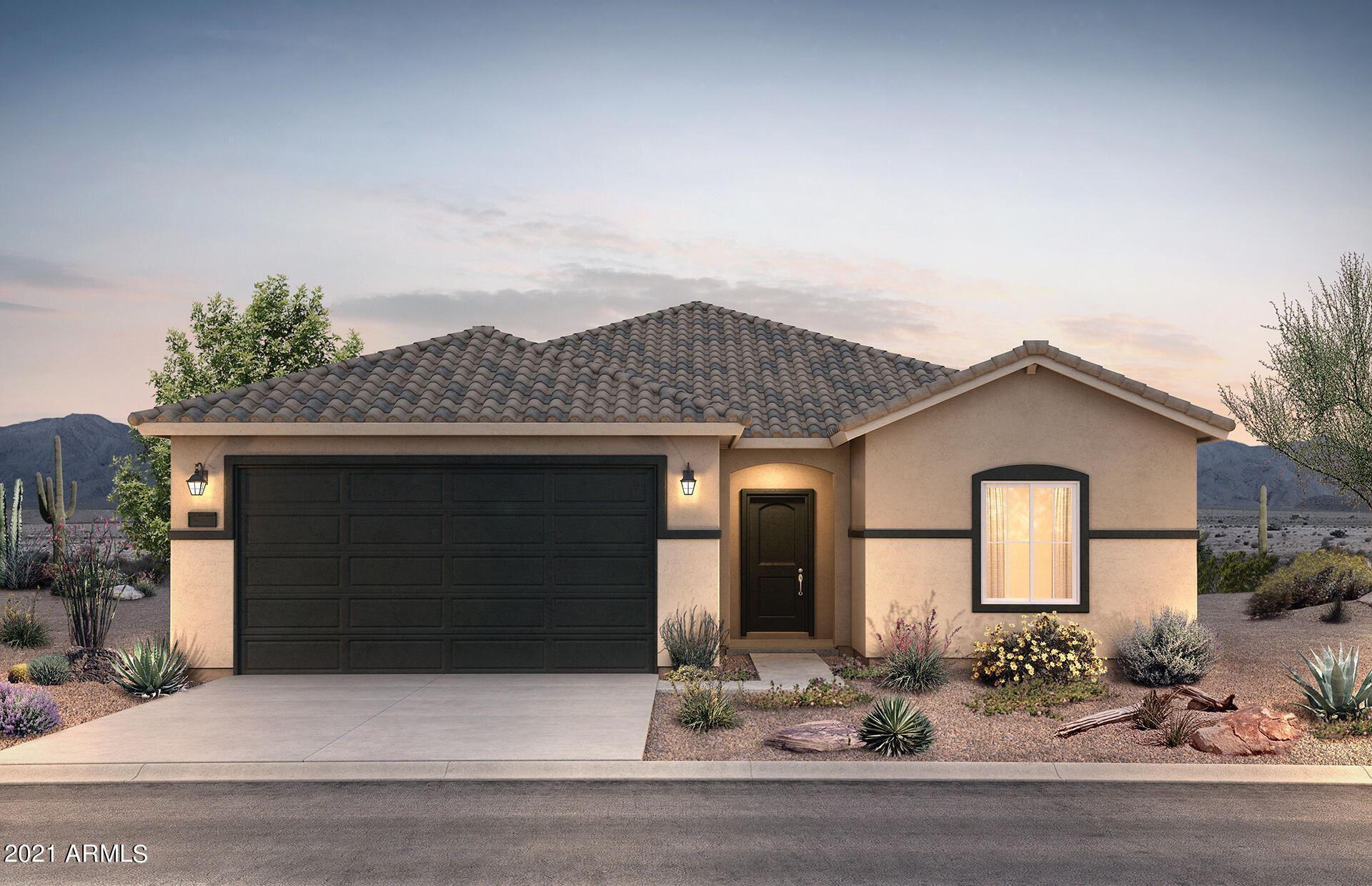 Photo for 43743 W MESCAL Street, Maricopa, AZ 85138 (MLS # 6273404)