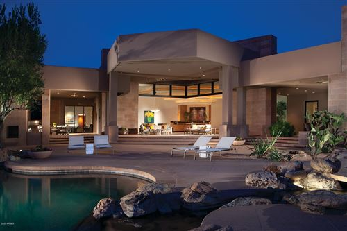Photo of 10040 E HAPPY VALLEY Road #801, Scottsdale, AZ 85255 (MLS # 6155405)