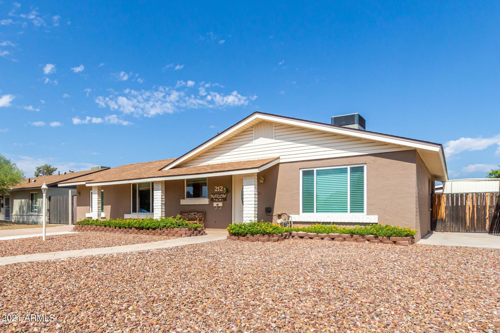 Photo of 212 E OXFORD Drive, Tempe, AZ 85283 (MLS # 6297405)