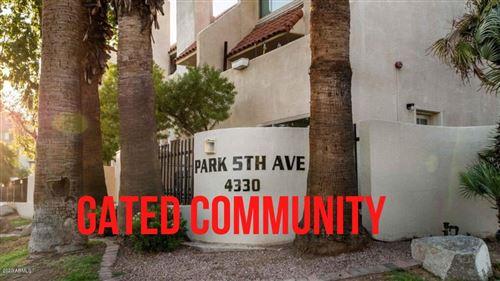 Photo of 4330 N 5TH Avenue #214, Phoenix, AZ 85013 (MLS # 6065406)