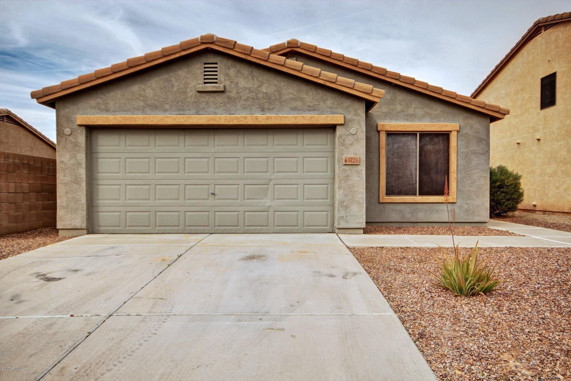Photo for 43726 W SAGEBRUSH Trail, Maricopa, AZ 85138 (MLS # 6233406)