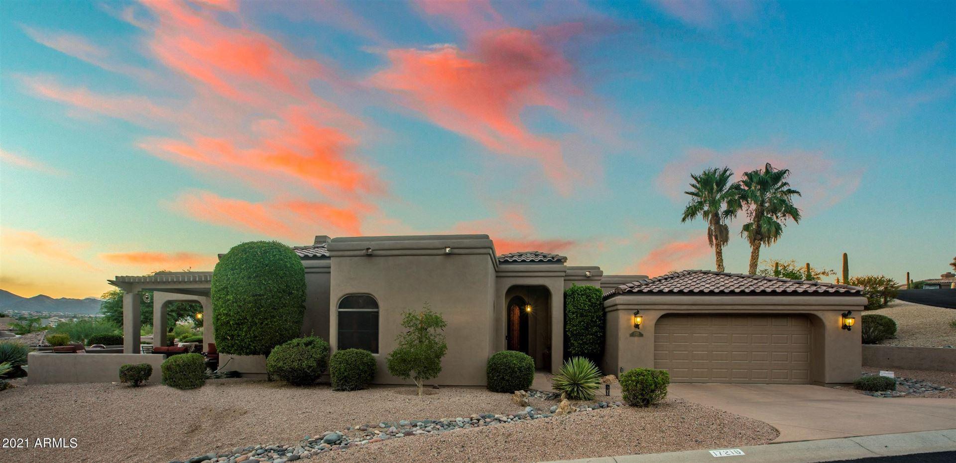 Photo of 17216 E Alta Loma Drive, Fountain Hills, AZ 85268 (MLS # 6266407)