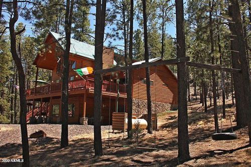 Photo of 1 ACR 1039 --, Greer, AZ 85927 (MLS # 5773408)