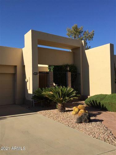 Photo of 8700 E San Rafael Drive, Scottsdale, AZ 85258 (MLS # 6181408)