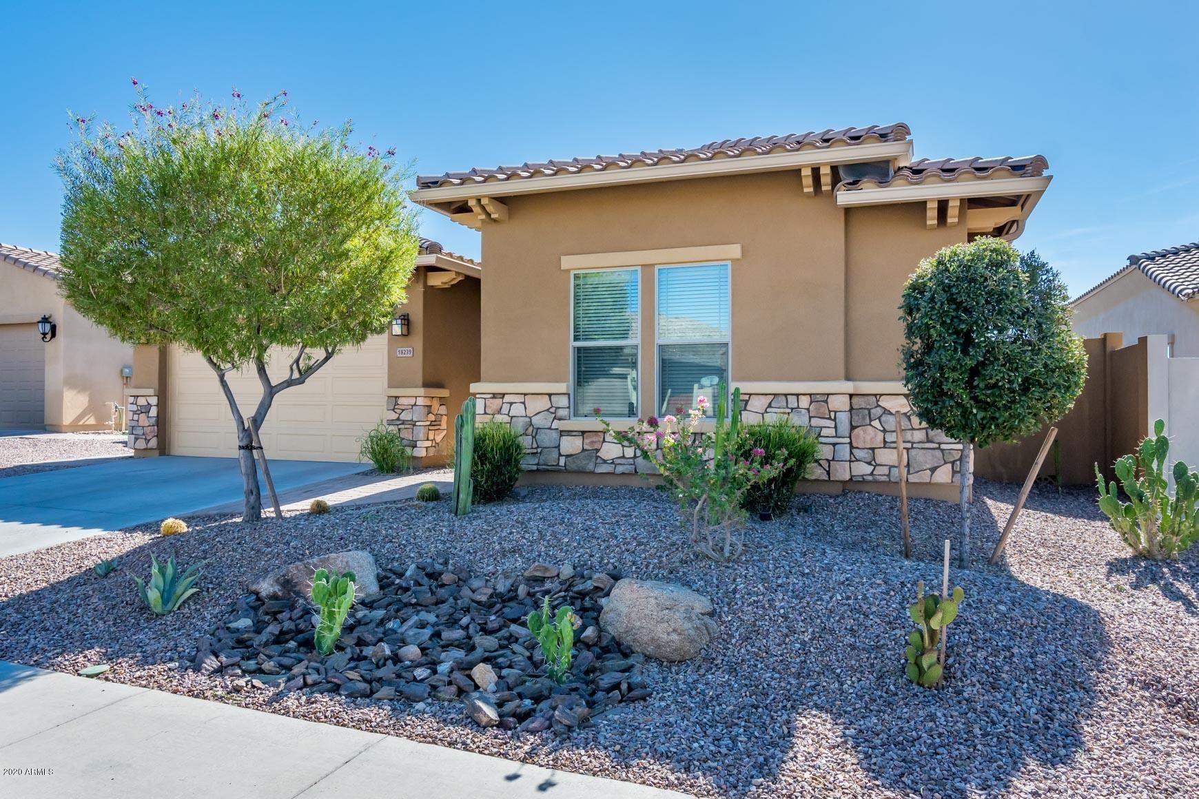 Photo of 18239 W DESERT SAGE Drive, Goodyear, AZ 85338 (MLS # 6199408)