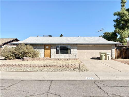 Photo of 5532 W ANGELA Drive, Glendale, AZ 85308 (MLS # 6166409)