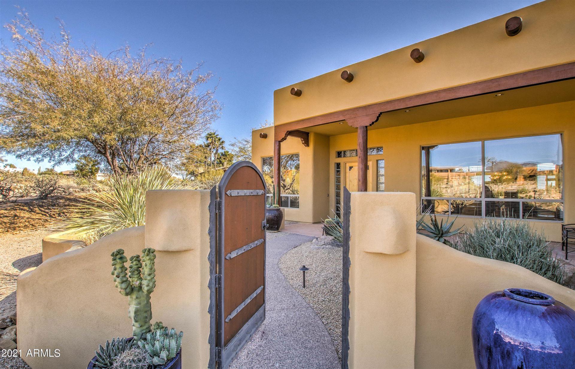 Photo of 36801 N STARDUST Lane, Carefree, AZ 85377 (MLS # 6200409)