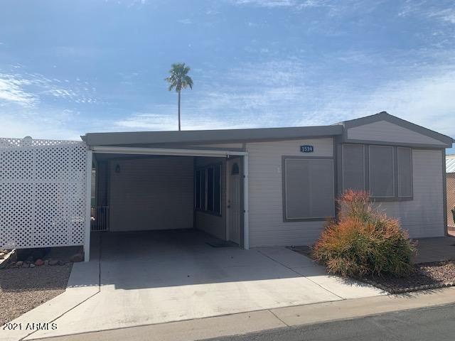 8865 E BASELINE Road #1539, Mesa, AZ 85209 - MLS#: 6206409