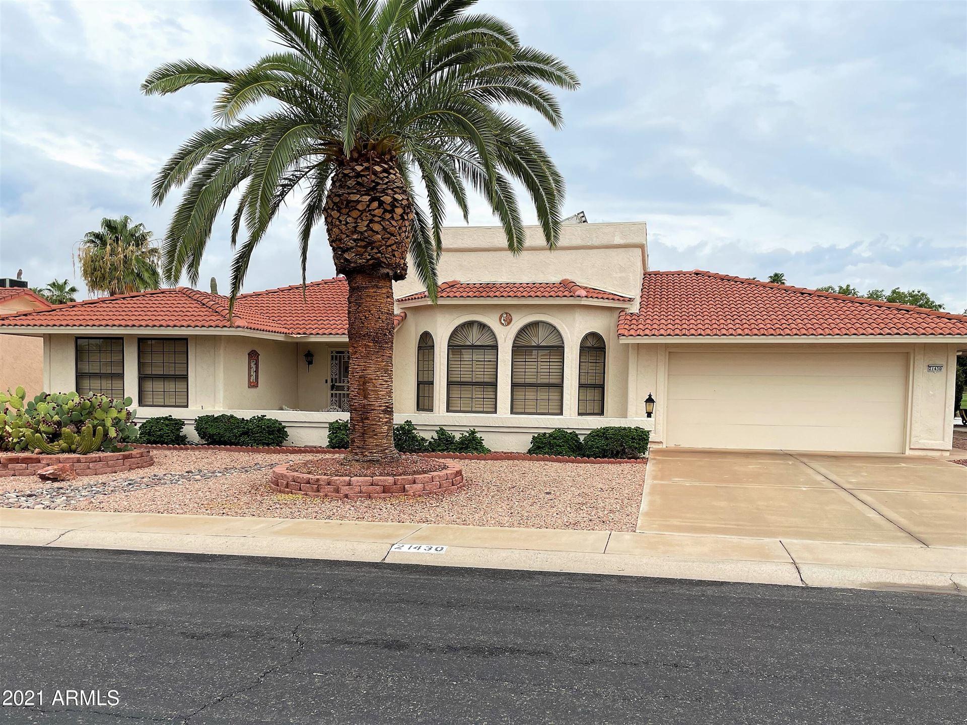 21430 N PALM DESERT Drive, Sun City West, AZ 85375 - MLS#: 6269409