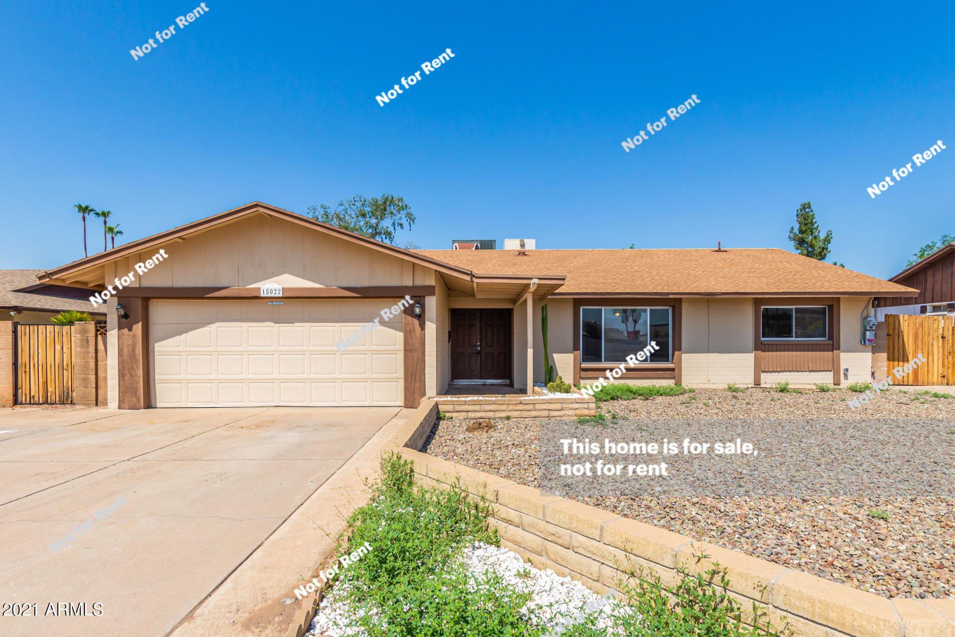 15022 N 35TH Avenue, Phoenix, AZ 85053 - MLS#: 6279409