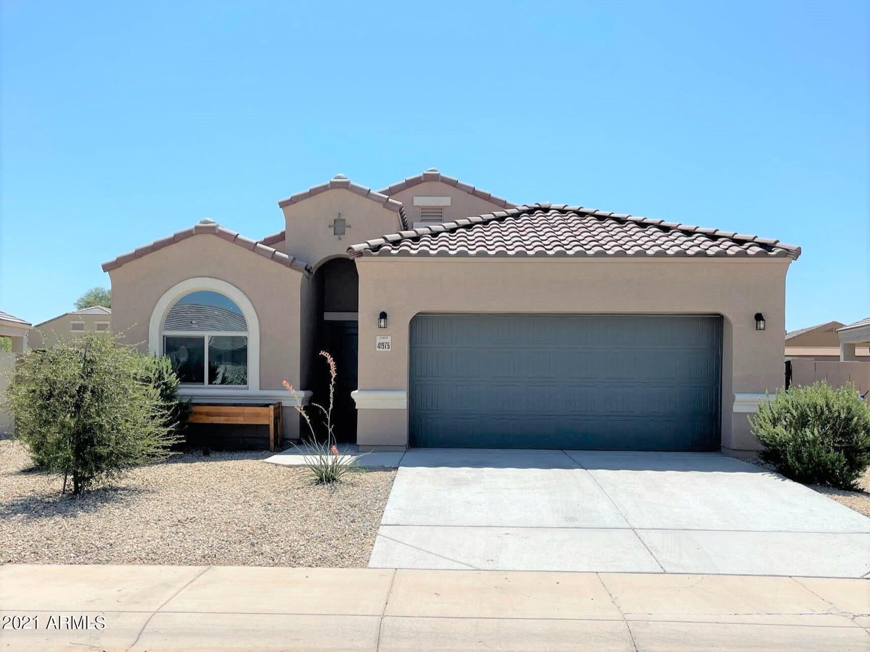 Photo for 41975 W Lago Street, Maricopa, AZ 85138 (MLS # 6293409)