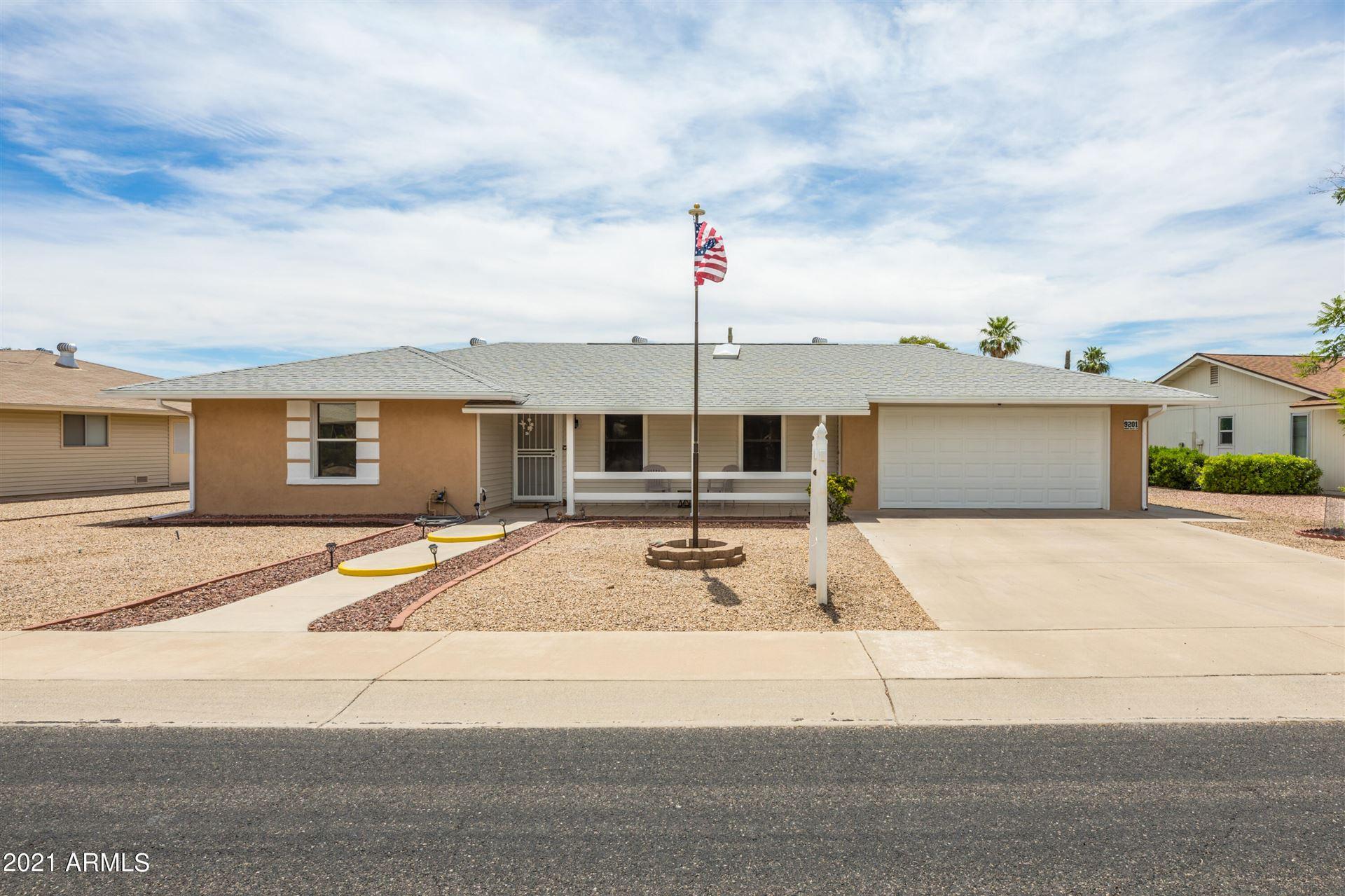 Photo of 9201 W HIDDEN VALLEY Lane, Sun City, AZ 85351 (MLS # 6236410)