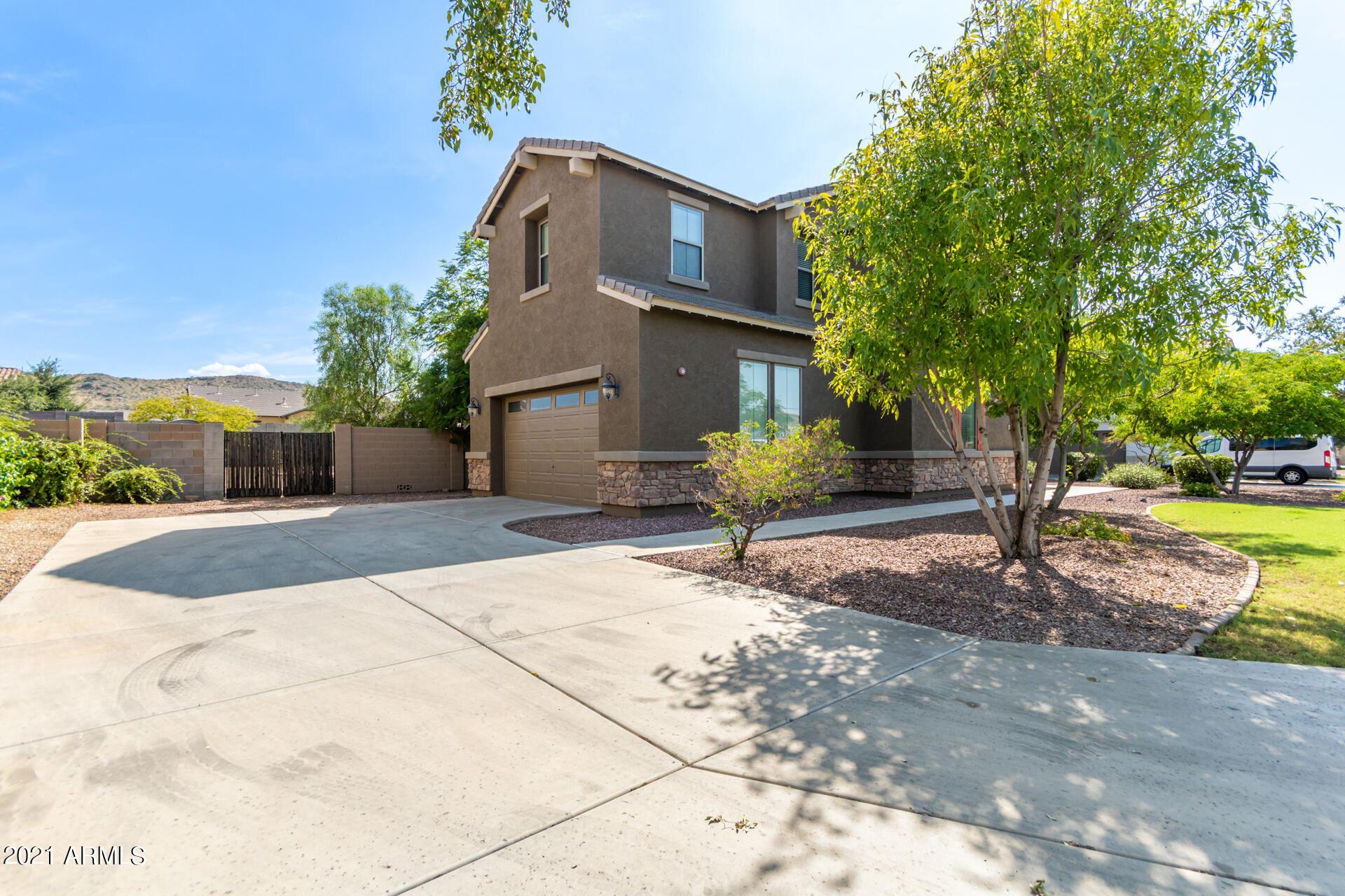 Photo of 4513 W LODGE Drive, Laveen, AZ 85339 (MLS # 6289410)