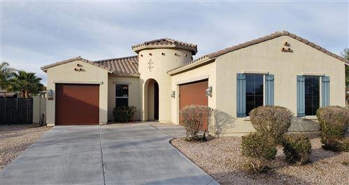 Photo of 2892 E PALMDALE Lane, Gilbert, AZ 85298 (MLS # 6036411)
