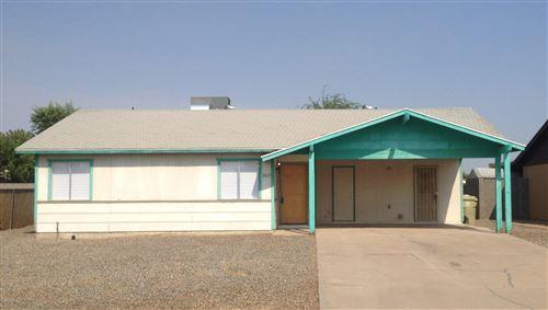 Photo of 15819 N 63rd Avenue, Glendale, AZ 85306 (MLS # 6100411)