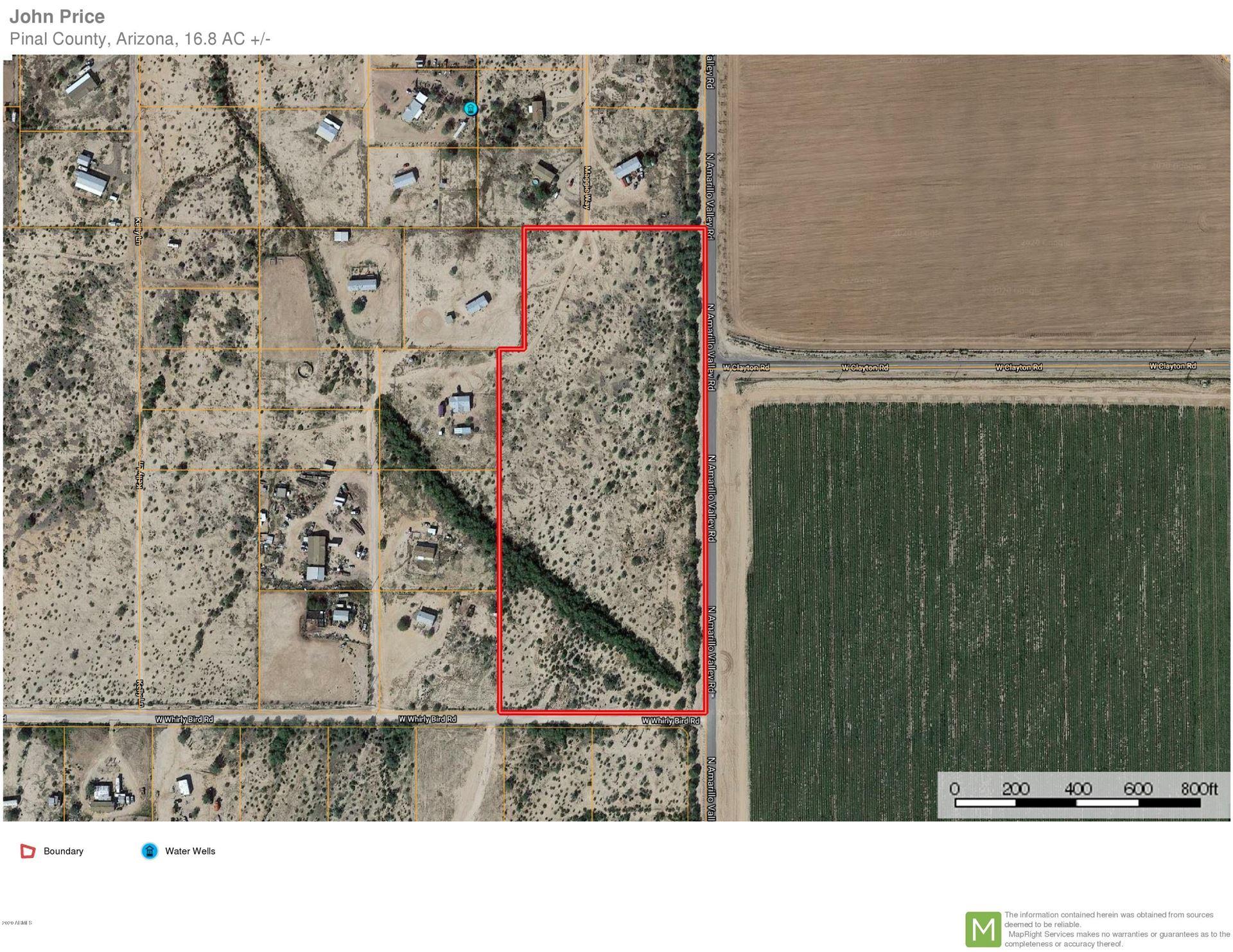 Photo for 1225 N Amarillo Valley Road, Maricopa, AZ 85139 (MLS # 6118411)