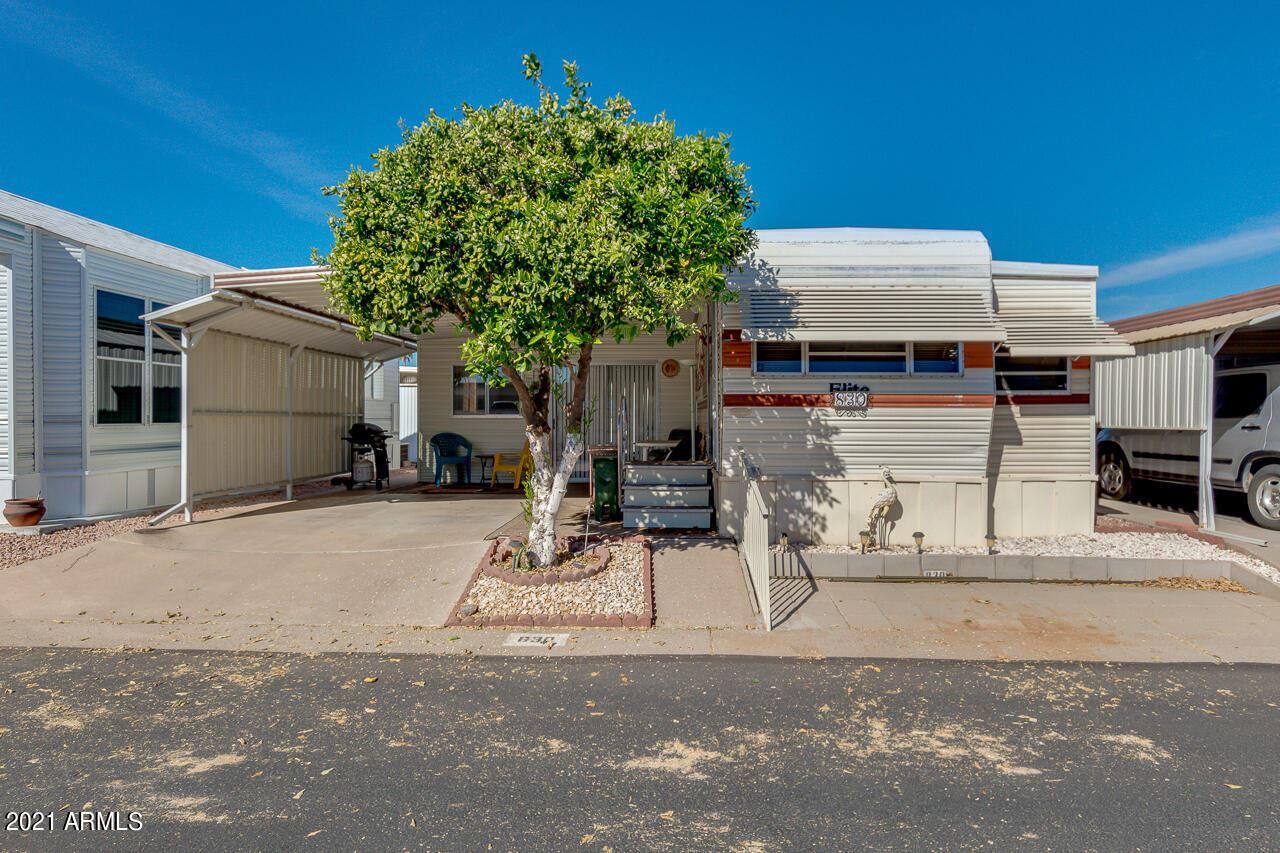 702 S MERIDIAN Road #830, Apache Junction, AZ 85120 - MLS#: 6208411