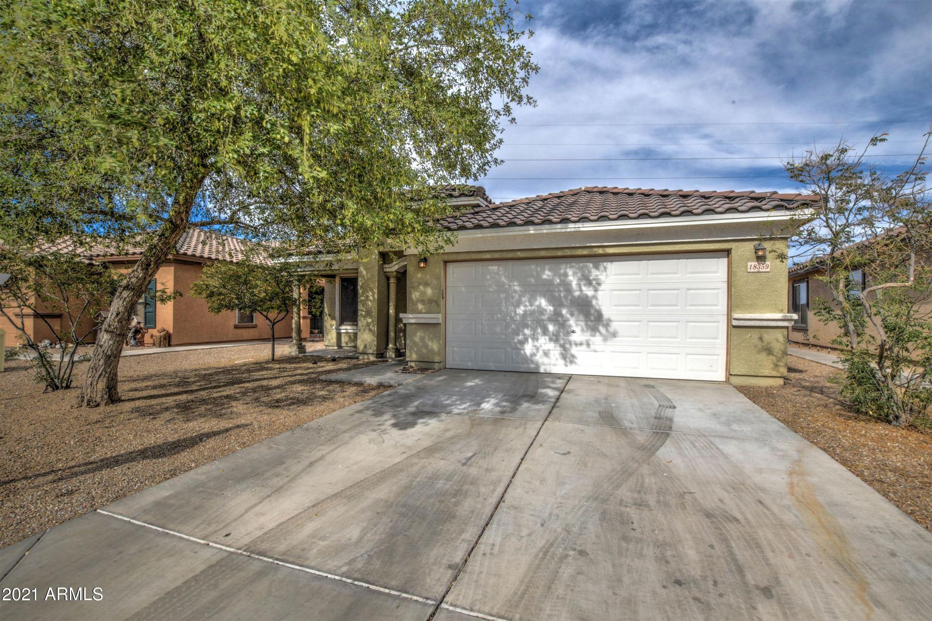Photo of 18359 N CELIS Street, Maricopa, AZ 85138 (MLS # 6248411)