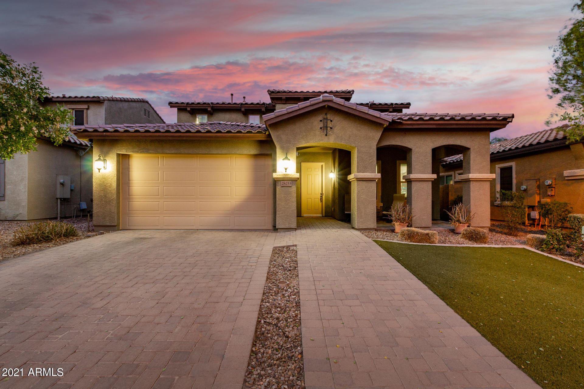 28253 N WELTON Place, San Tan Valley, AZ 85143 - MLS#: 6260411