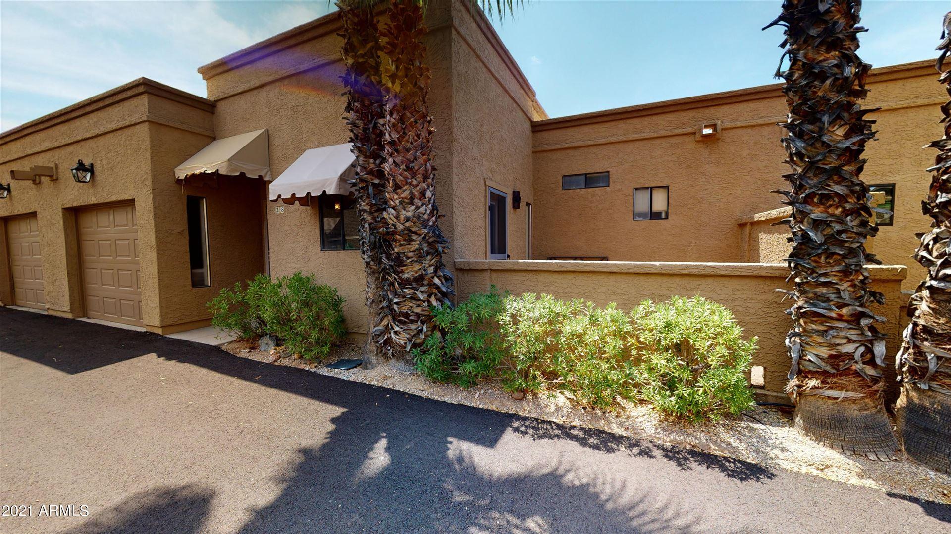 Photo of 7432 E CAREFREE Drive #28, Carefree, AZ 85377 (MLS # 6272411)