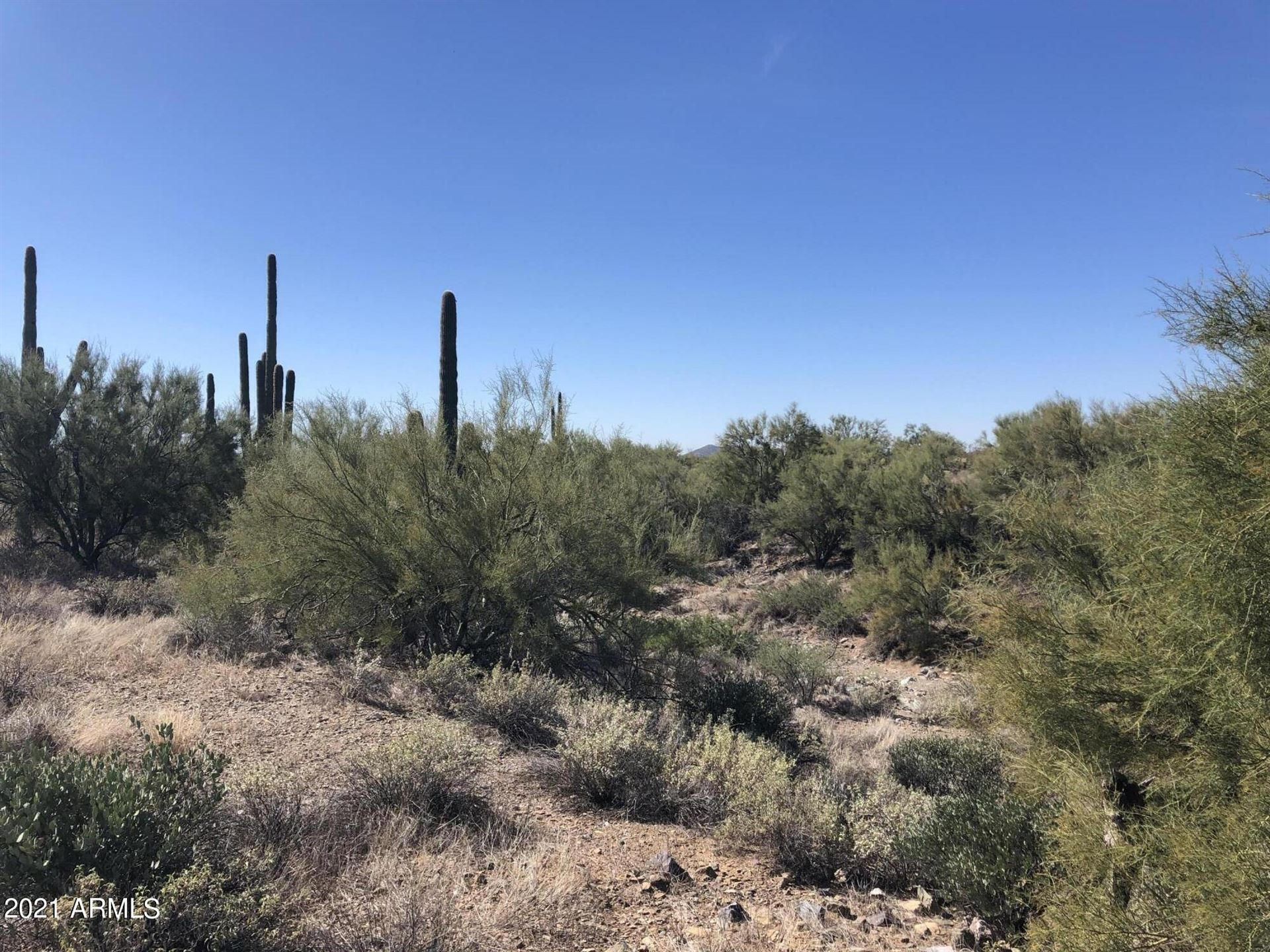 Photo of 0 E Glory Road, Cave Creek, AZ 85331 (MLS # 6310411)