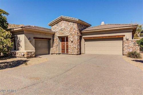 Photo of 14604 E DESERT Trail, Scottsdale, AZ 85259 (MLS # 6196412)