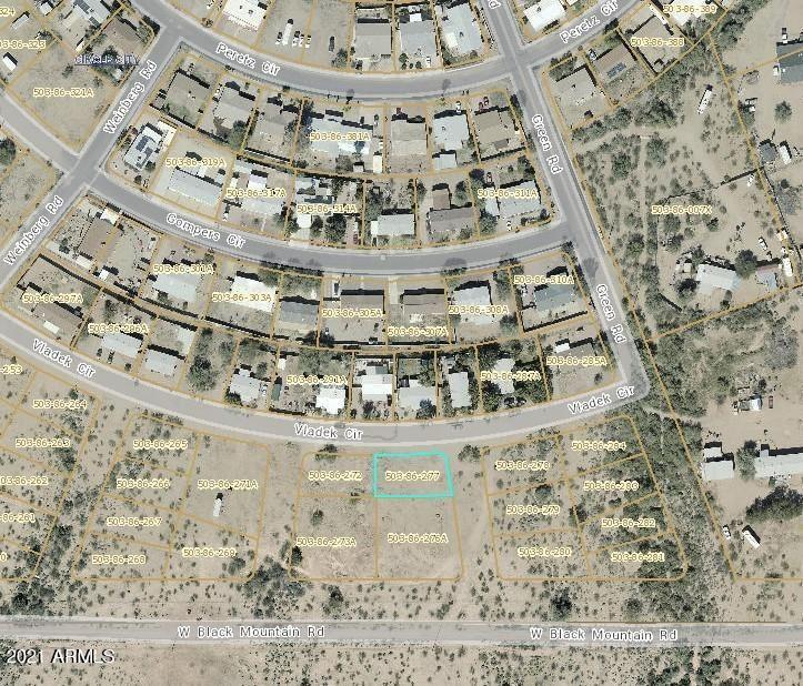 Photo of 450 W CARDOZA Drive, Morristown, AZ 85342 (MLS # 6189412)
