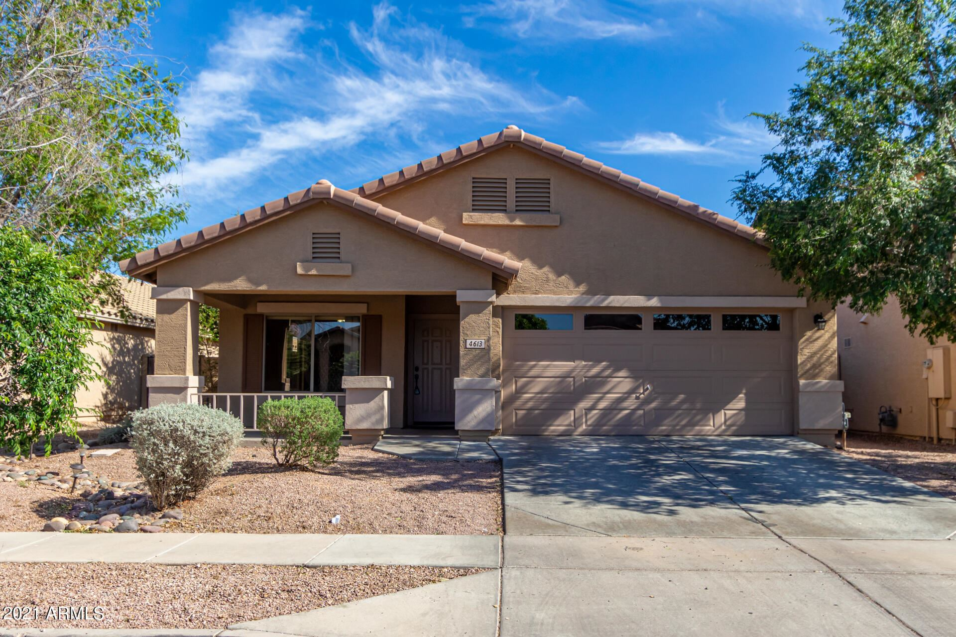 Photo of 4613 W BEVERLY Road, Laveen, AZ 85339 (MLS # 6219412)