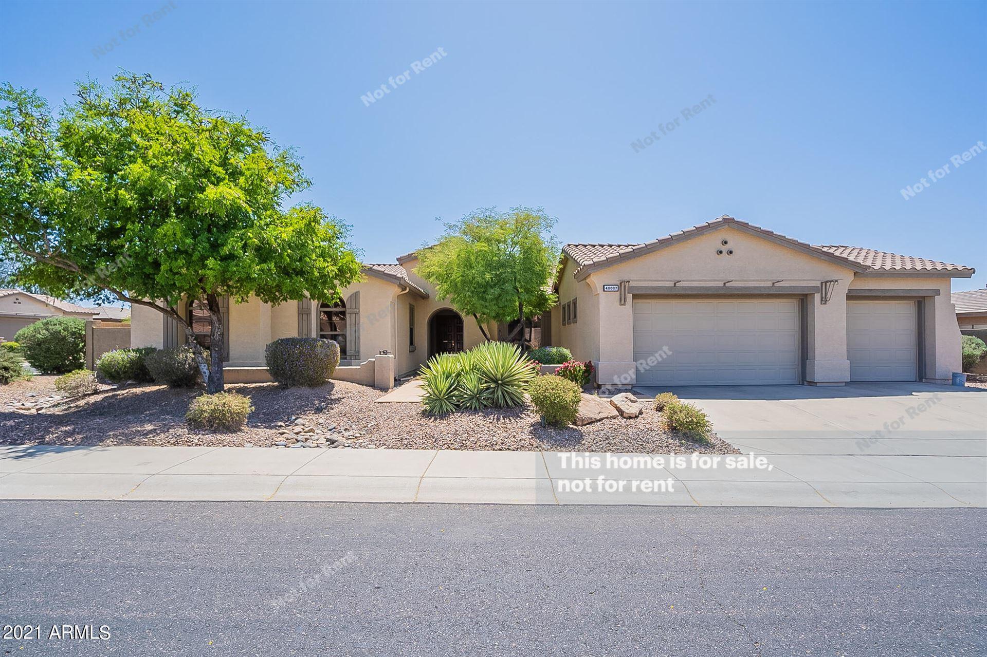 40007 N MAJESTY Trail, Anthem, AZ 85086 - MLS#: 6237412
