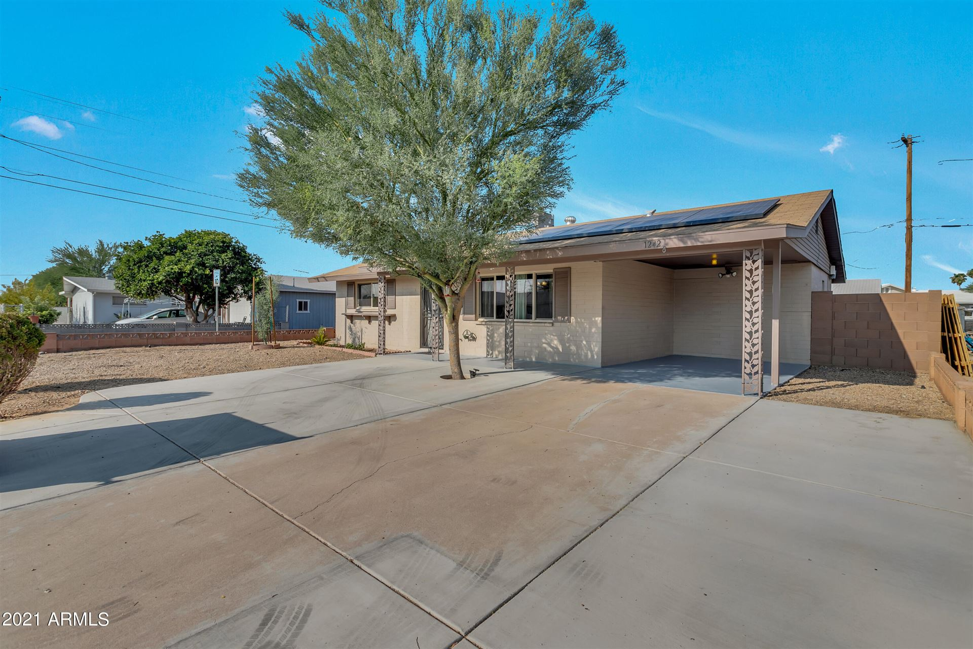 Photo of 12428 N 111TH Drive, Youngtown, AZ 85363 (MLS # 6294412)