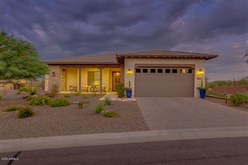 Photo of 17671 E SILVER SAGE Lane, Rio Verde, AZ 85263 (MLS # 6108413)