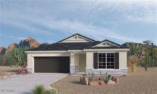Tiny photo for 44144 W PALO CENIZA Way, Maricopa, AZ 85138 (MLS # 6241413)