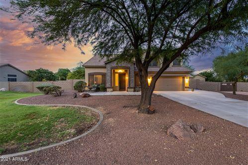 Photo of 8207 N 178TH Avenue, Waddell, AZ 85355 (MLS # 6253413)