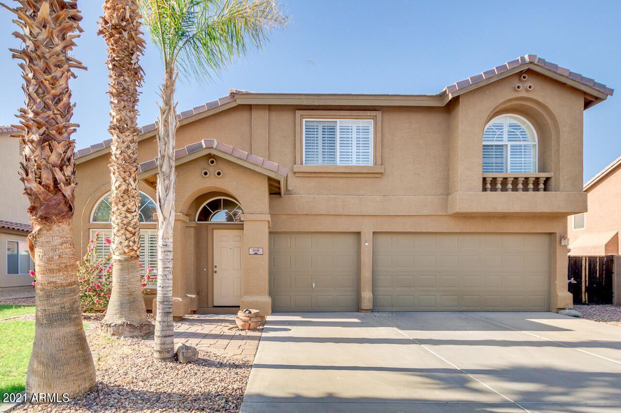 518 E MAYFIELD Drive, San Tan Valley, AZ 85143 - MLS#: 6227413