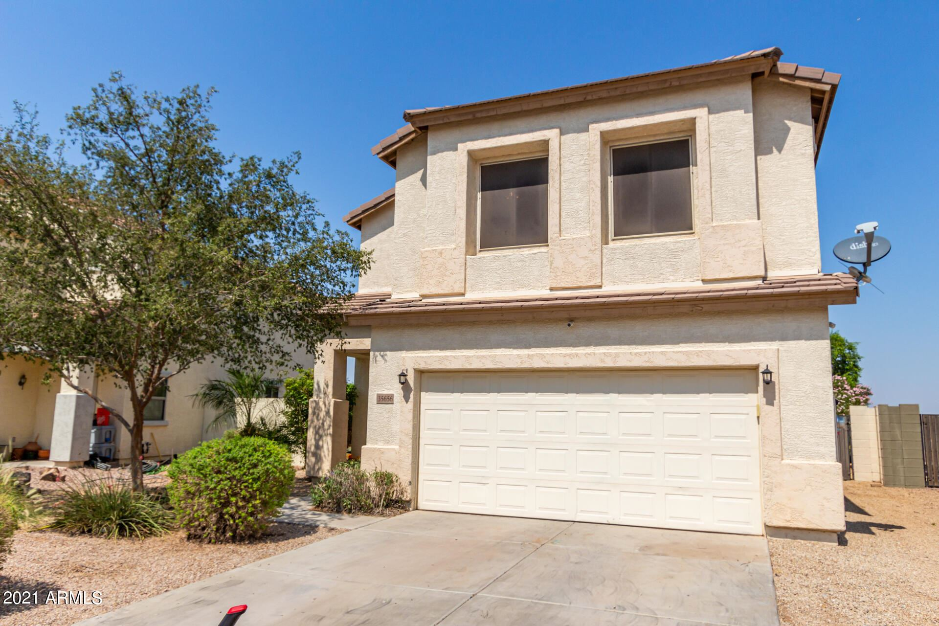 Photo of 35656 W COSTA BLANCA Drive, Maricopa, AZ 85138 (MLS # 6293413)